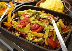 Lezzetli türk mutfağı