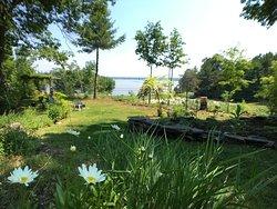The Gardens overlooking Calabogie Lake