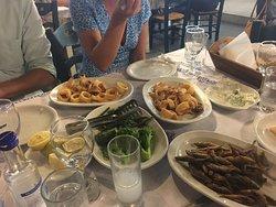 Bästa fiskrestaurang