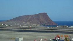 Tenerife South Airport (TFS), Sala Montana Roja (el 2 de septiembre de 2019)