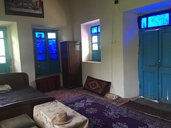 Stay at a 110 Year old Fort surrounded with beautiful mountains, Natural spring water on 22 acre mulberry farm near Turghabeh Mashad Iran