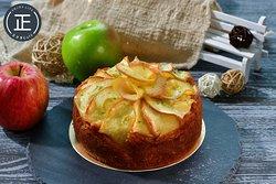 紅茶蘋果磅蛋糕