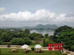 Family vacation at Lalit Laxmi Vilas Hotel, Udaipur