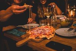 Flat Stanley California Pizza