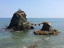 Meotoiwa Rocks