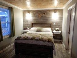 Exceptionally cozy nice room