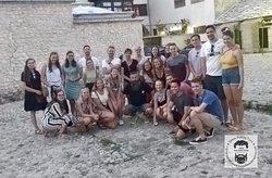 Our Free Walking Tour of Mostar!