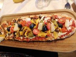 Ordinary pizzas fab