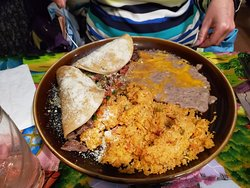Popular Mexican Restaurant