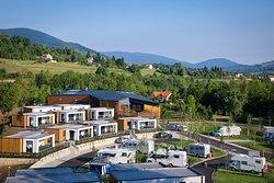 Camping Plitvice/Smoljanac 67/ mobile homes Plitvice