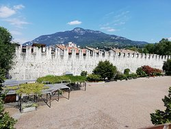 Imponente muraglia