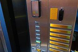 Easy to use elevators.