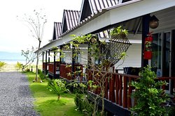 Super neues und ruhiges Bungalow Resort