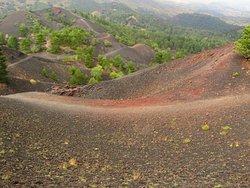 Vista crateri
