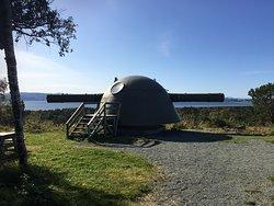 Fin dagstur til Austrått Fort