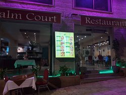 so nice restaurant in petra