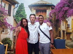 Friends from Morocco!