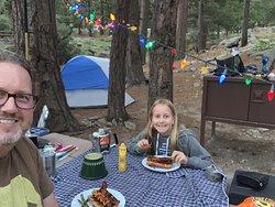 Nice picnic area