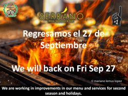 Serrano Wine Seafood and Grill