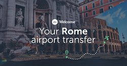 Rome Tours & Transfers - Welcome Pickups