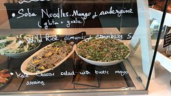 Our selection of healthy & delicious salads