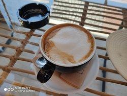 Guter 'Double Cappuccino'