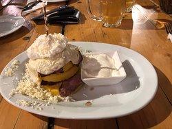 polenta con formaggio