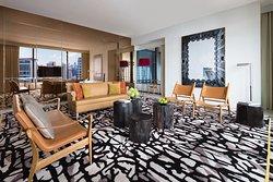 Premier Suite, Living Room