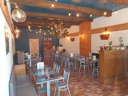 Salle de Restaurant  36 couverts