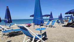 La Pinetina - идеально для пляжного отдыха