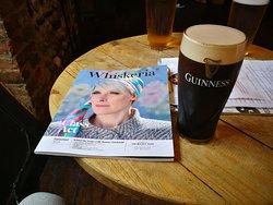 øl og godt læsestof