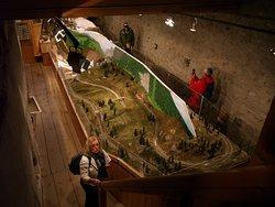 The HOm model of the Albula Bahn
