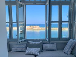 Amazing place, stay here in Chania!!!