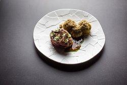 Veal fillet in Puri Restaurant