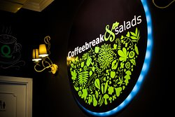 Coffee Break & Salads