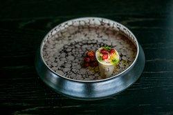 A dessert in Puri Chef's Side