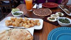 """Culinária Árabe com a essência """"Confort Food"""""""