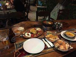 Melhor restaurante que visitamos em Fethiye