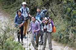 they are facinating on the inka trail