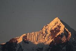one of our sacred peak Wekey Willka ( sacred  tears )