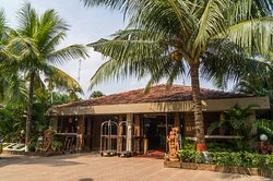 Toshali Sands Nature Escape, the best Resort in Puri Odisha which have 13 Villas and 42 Cottages.