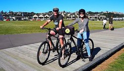 Napier City Bike Hire & Tours