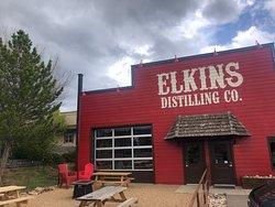 Elkins Distilling Co In Estes Park