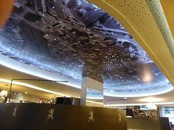 Un beau plafond