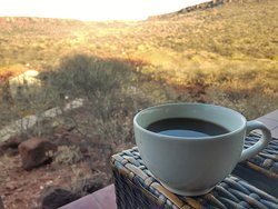 Best way to start our vacation in Namibia