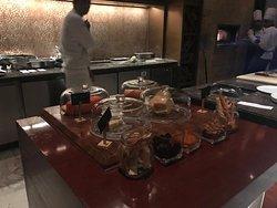 The Best Tiramisu and Cigars at the JW Marriott Altovino