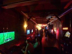 GameStation Bar