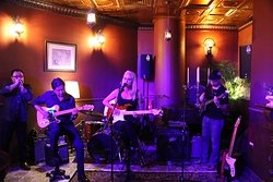 Blues Jam with International guest