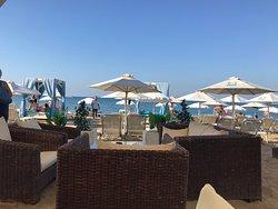 Best beach in Heraklion!