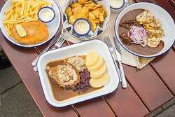 traditional Czech dishes